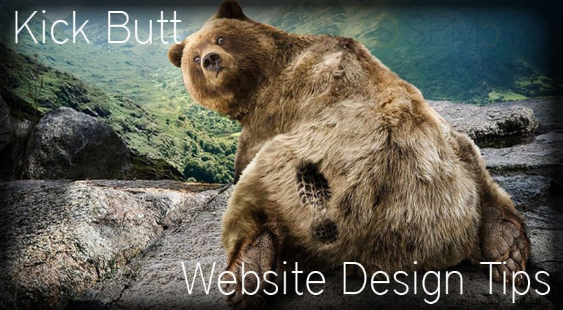 Kick Butt Website Design Tips