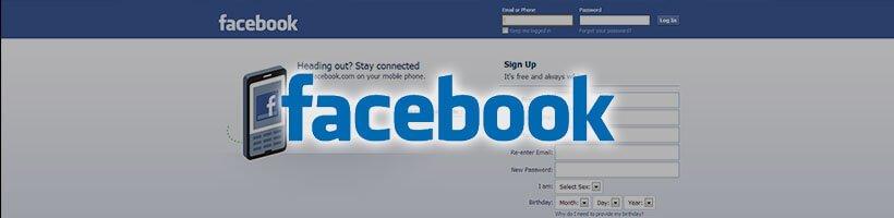 Facebook Screenshot & Logo