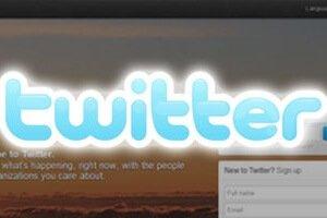 Twitter Screenshot & Logo
