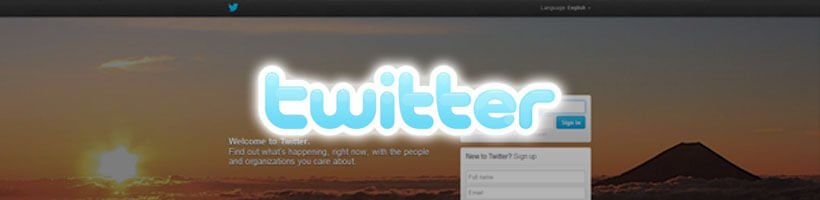 Twitter Screenshot & Logo
