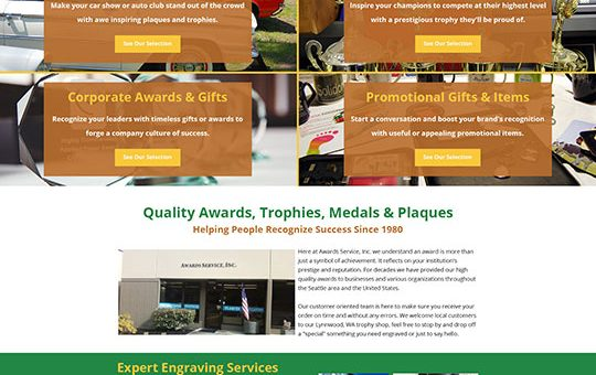 Awards Service